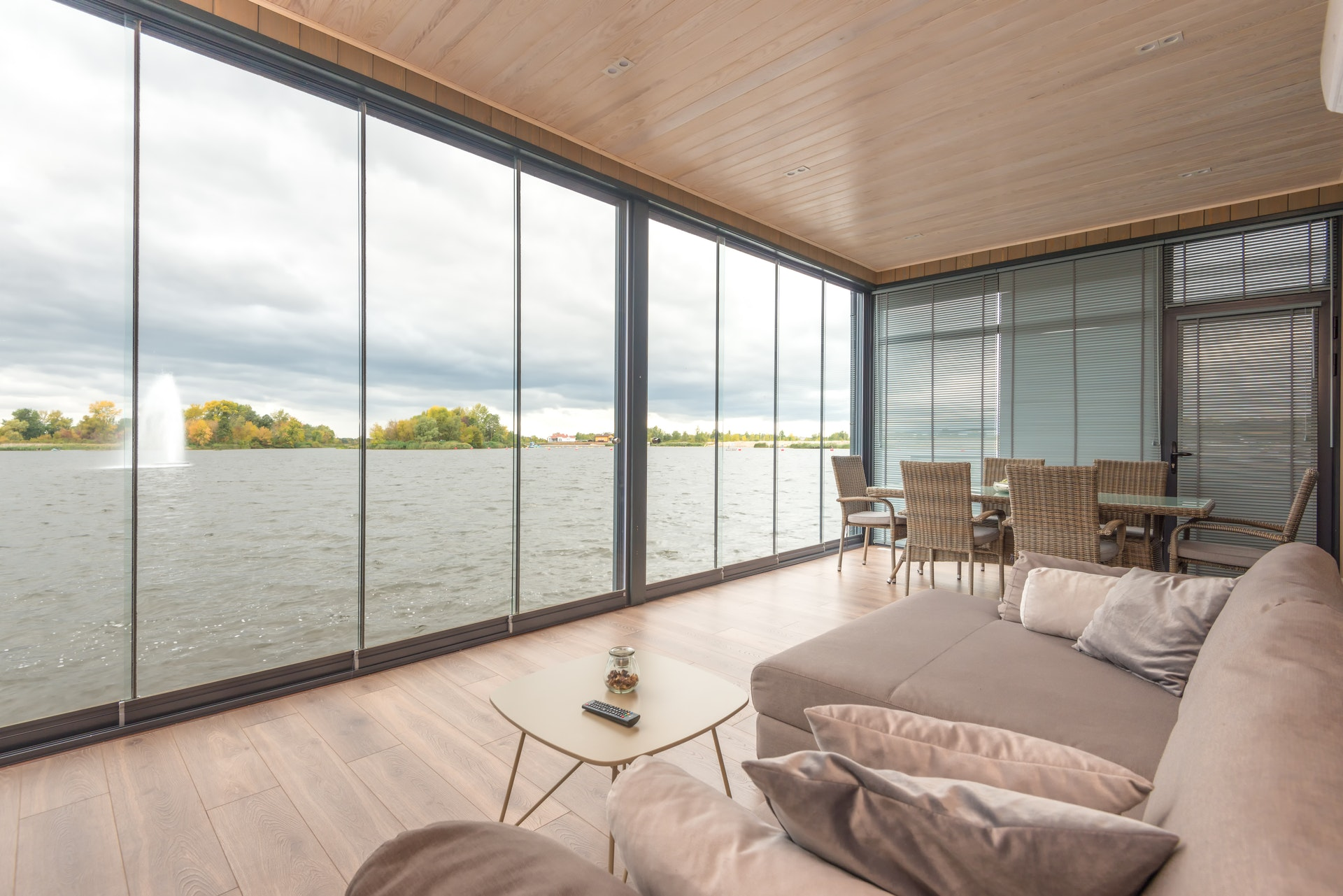 Unexpected Benefits of Glass Walls
